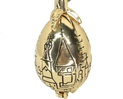 Golden Egg Necklace inspired by Harry Potter