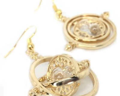 Time Turner Earrings inspired by Harry Potter