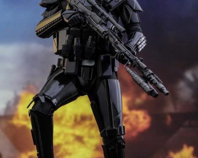 Hot Toys Death Trooper Specialist (Deluxe Version) from Star Wars Rogue One