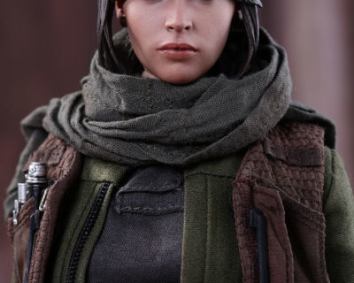 Hot Toys Jyn Erso (Deluxe Version) from Star Wars Rogue One