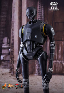 Hot Toys K-2SO from Star Wars Rogue One