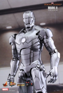 Hot Toys Diecast Iron Man Mark II (Special Edition) from Iron Man