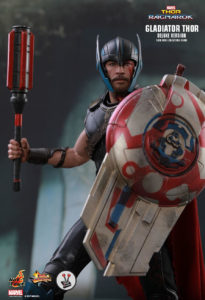 Hot Toys Thor Collectible from Thor: Ragnarok (Deluxe Version)