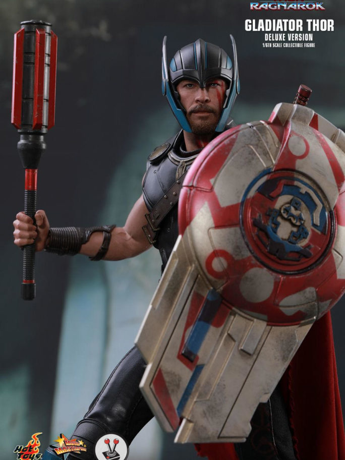 Vamers Store – Hot Toys – MMS445 – Thor Ragnarok – Thor (Deluxe Version) – 1