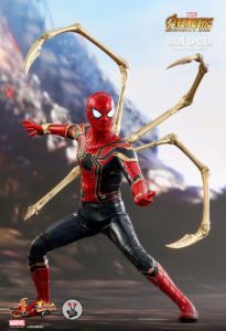 Hot Toys Iron Spider from Avengers: Infinity War (MMS 482)