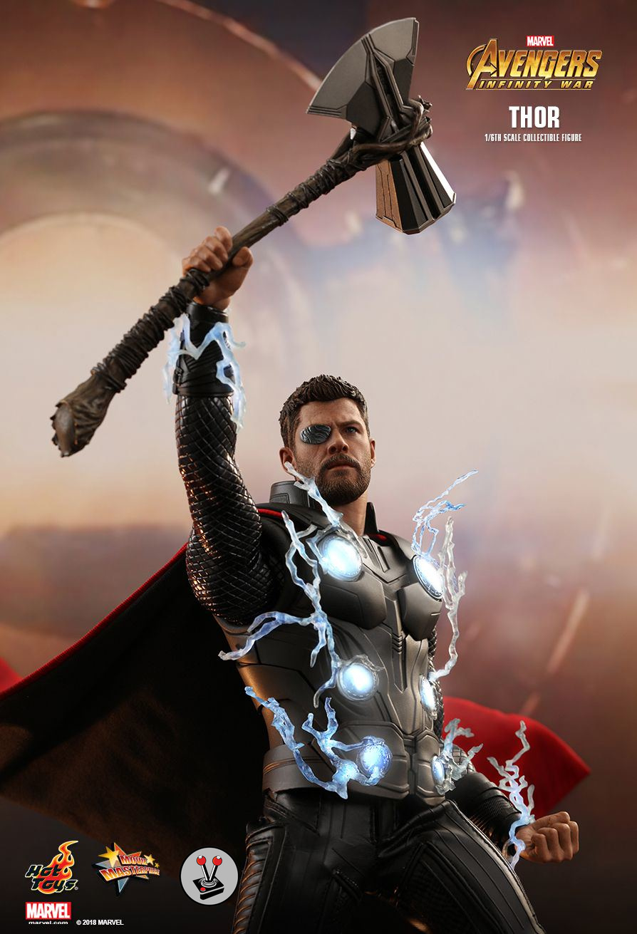 hot toys thor from avengers: infinity war (mms474)