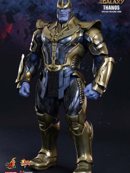 Vamers Store - Hot Toys - MMS260 - Guardians of the Galaxy - Thanos Collectible 04