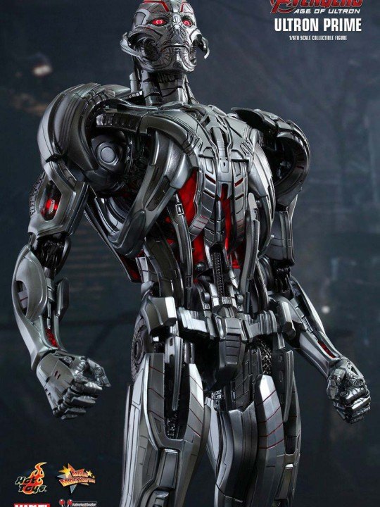 Vamers Store - Hot Toys - MMS284 - Avengers Age of Ultron - Ultron Prime 05