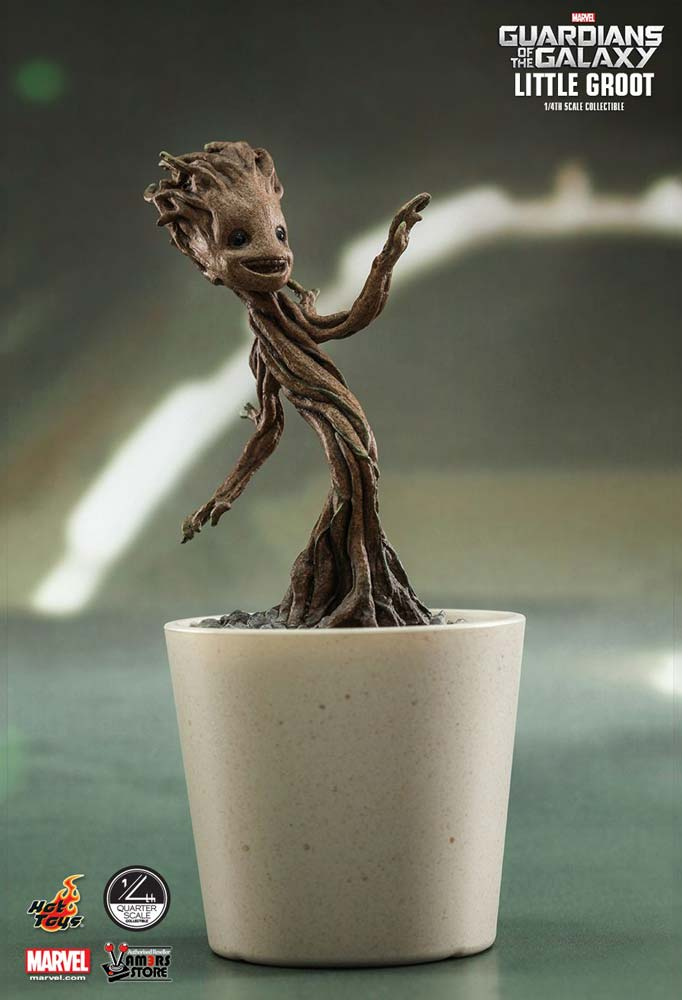 Hot Toys Guardians of the Galaxy Little Groot | Vamers Store