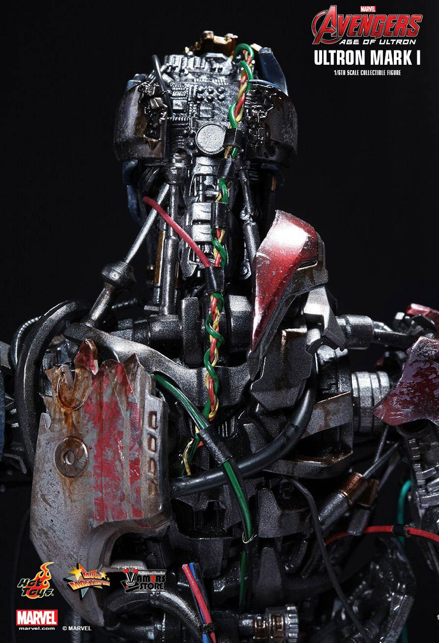 Hot Toys Ultron Mark I From Avengers Age Of Ultron