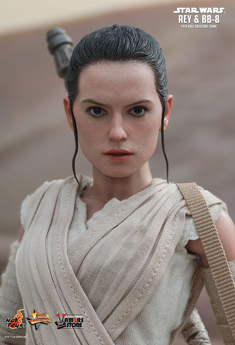 Hot Toys Star Wars Rey And Bb 8 Vamers Store