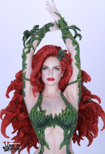 DC Comics Poison Ivy Fantasy Figure Gallery Statue by Yamato USA