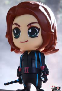 Hot Toys Black Widow Cosbaby from Marvel's Avengers: Age of Ultron