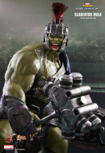 Hot Toys Gladiator Hulk from Marvel's Thor: Ragnarok