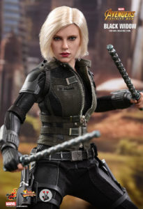 Hot Toys Black Widow from Avengers: Infinity War (MMS 460)