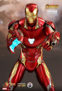 Hot Toys Diecast Iron Man from Avengers Infinity War (MMS473D23)